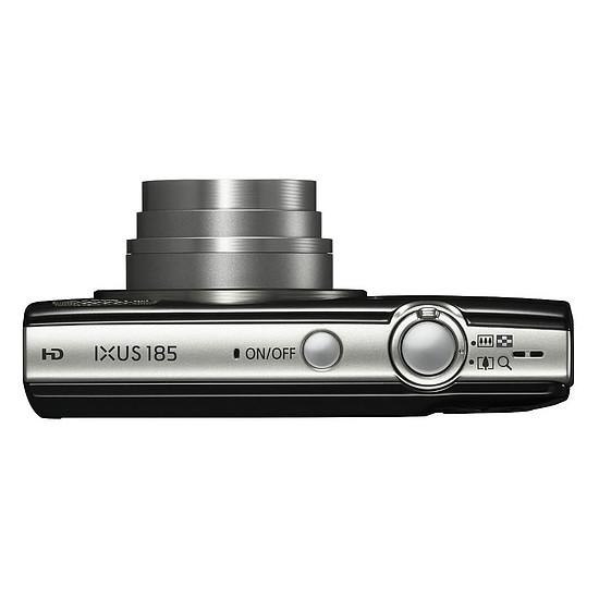 Appareil photo compact ou bridge Canon IXUS 185 Noir + Lowepro Portland 30 Noir - Autre vue