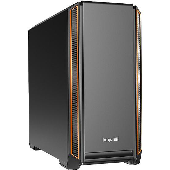 Boîtier PC Be Quiet Silent Base 601 Orange + Dark Power Pro 11 650W + DARK ROCK 4 - Autre vue