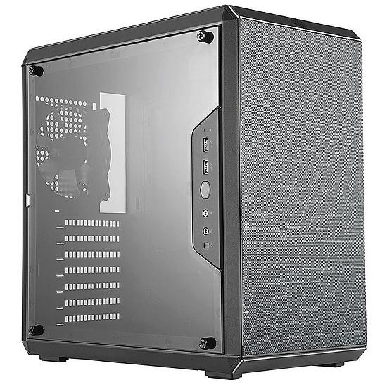 Boîtier PC Cooler Master MasterBox Q500L + MWE 550W Bronze V2 + Hyper 212 Black Edition - Autre vue