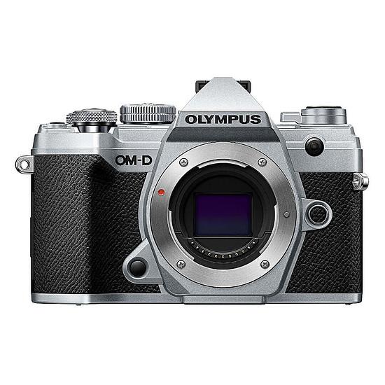 Appareil photo hybride Olympus E-M5 Mark III Argent