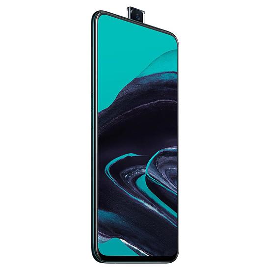 Smartphone et téléphone mobile OPPO Reno 2Z Vert - Autre vue