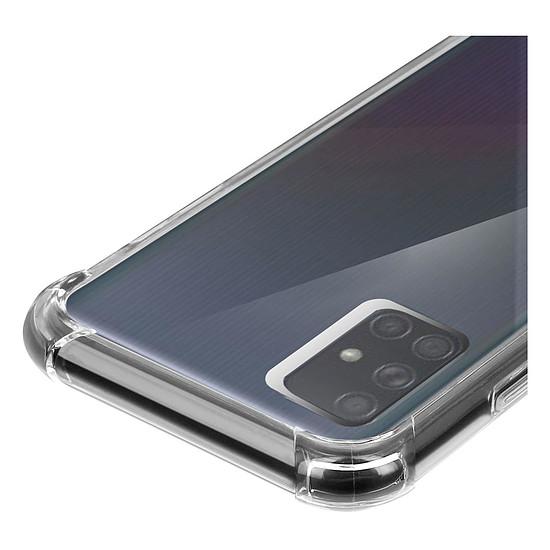 Coque et housse Akashi Coque TPU Angles Renforcés - Samsung Galaxy A71 - Autre vue