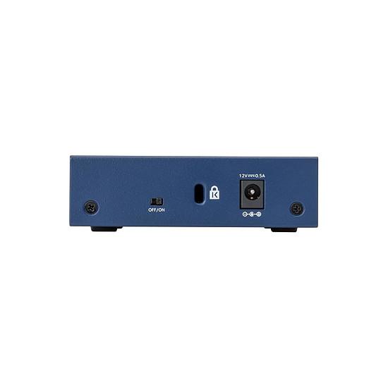 Switch et Commutateur Netgear Switch FS105 v3 - 5 Ports Ethernet - Autre vue