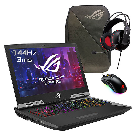 PC portable Asus ROG GRIFFIN GZ755GXR-EV014T