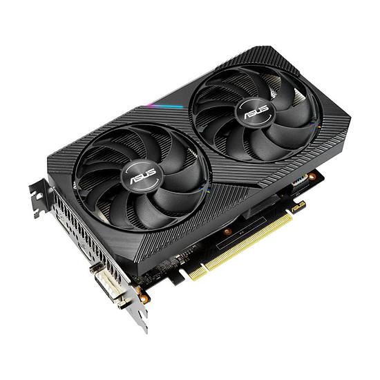 Carte graphique Asus GeForce RTX 2070 Dual Mini OC - Autre vue