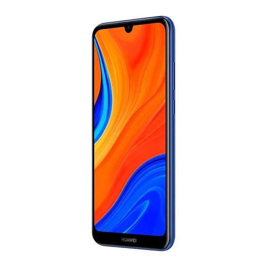 Smartphone et téléphone mobile Huawei Y6S (bleu) - 32 Go - 3 Go - Autre vue
