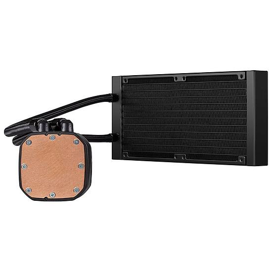 Refroidissement processeur Corsair iCue H115I RGB PRO XT - Autre vue