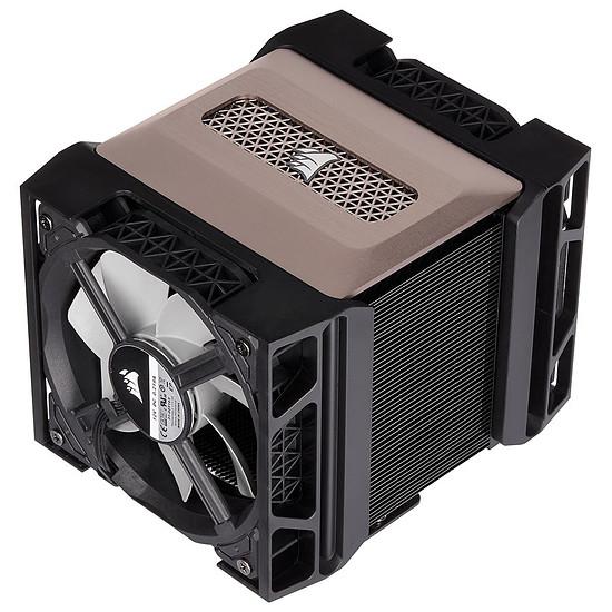 Refroidissement processeur Corsair A500