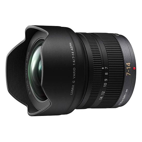 Objectif pour appareil photo Panasonic Lumix G Vario 7-14 mm f/4.0 ASPH - Autre vue