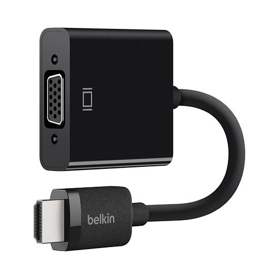 HDMI Adaptateur HDMI 1.3 vers VGA + Micro USB