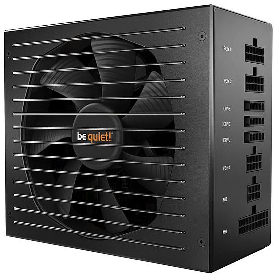 Alimentation PC Be Quiet Straight Power 11 - 750W - Platinium - Autre vue
