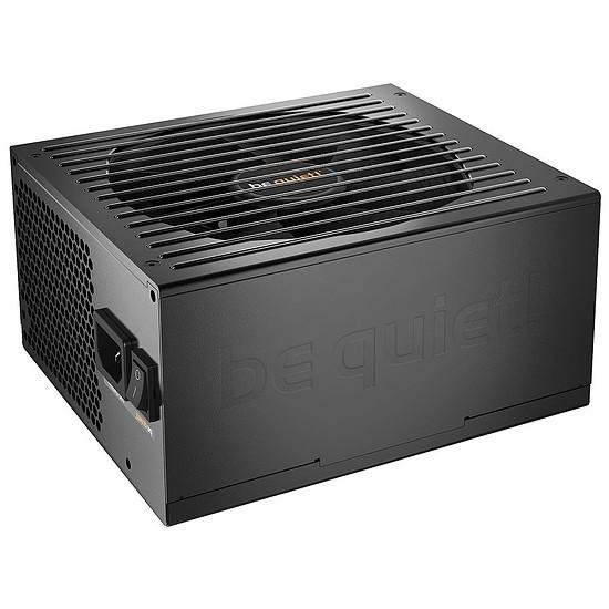 Alimentation PC Be Quiet Straight Power 11 850W - Platinium - Autre vue
