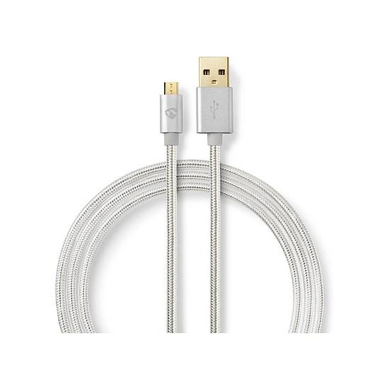 Adaptateurs et câbles Cable USB 2.0 vers Micro-USB - 3 m