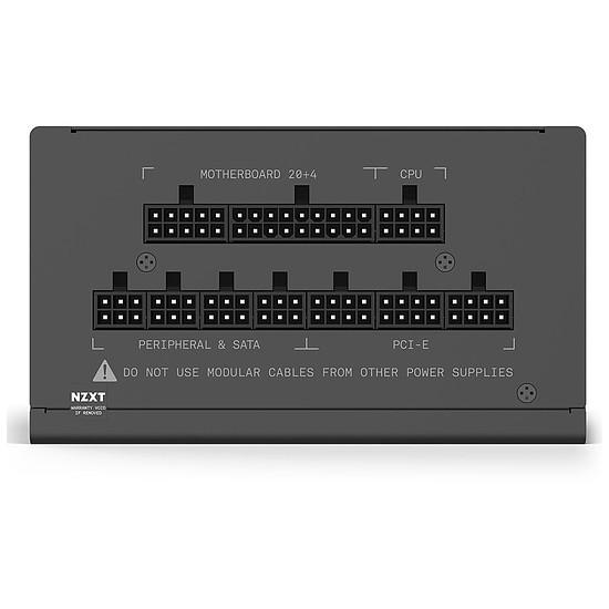 Alimentation PC NZXT C650 - Autre vue