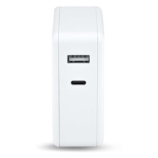 Chargeur Chargeur mural ports USB-C et USB-A - 45W  - Autre vue
