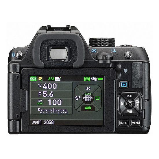Appareil photo Reflex Pentax K70 Triple Kit - Autre vue