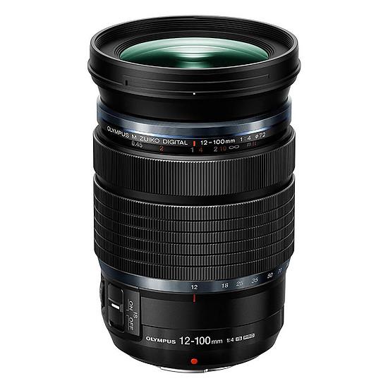 Objectif pour appareil photo Olympus M.Zuiko Digital ED 12-100mm f/4 IS PRO