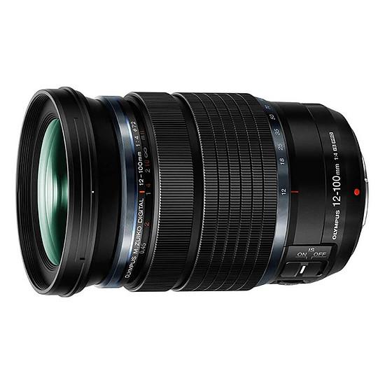 Objectif pour appareil photo Olympus M.Zuiko Digital ED 12-100mm f/4 IS PRO - Autre vue