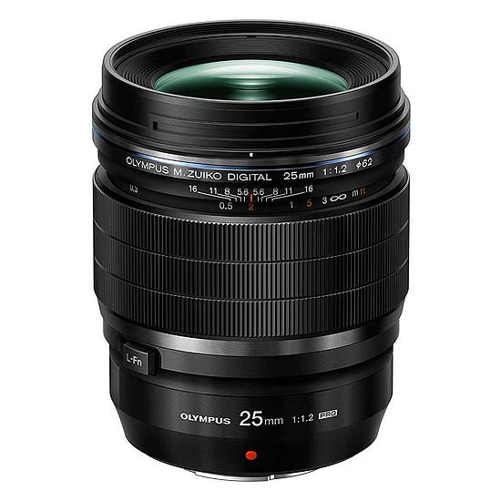 Objectif pour appareil photo Olympus M.Zuiko Digital ED 25mm f/1.2 PRO