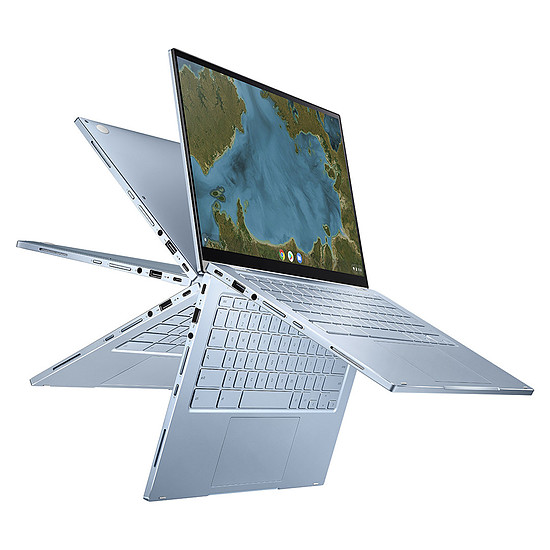 PC portable ASUS Chromebook Flip 14 C433TA-AJ0034