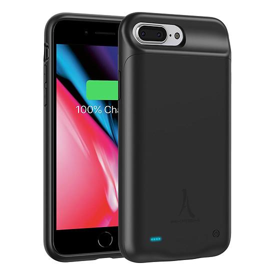Coque et housse Akashi Coque Batterie 4000 mAh Noire - iPhone 8 / 7 / 6