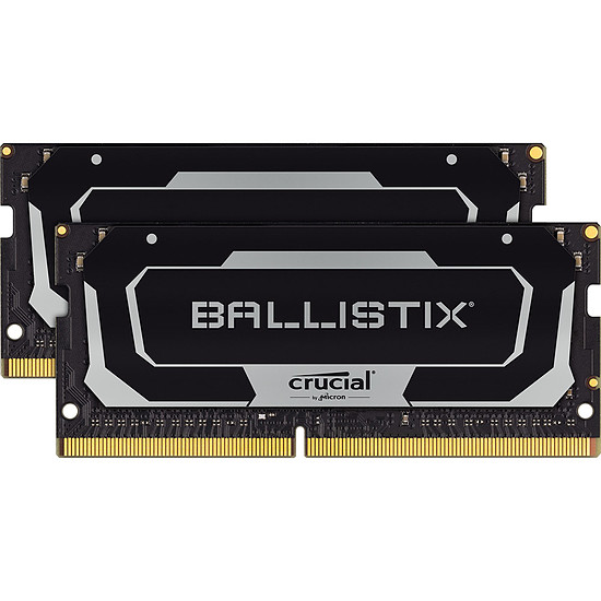 Mémoire Ballistix SODIMM - 2 x 32 Go (64 Go) - DDR4 3200 MHz - CL16