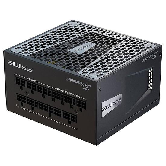 Alimentation PC Seasonic Prime GX-650 - Autre vue