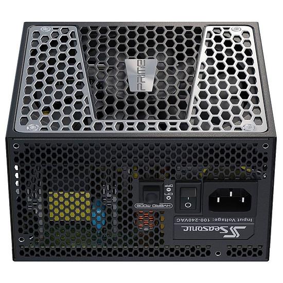 Alimentation PC Seasonic Prime GX-750 - Autre vue