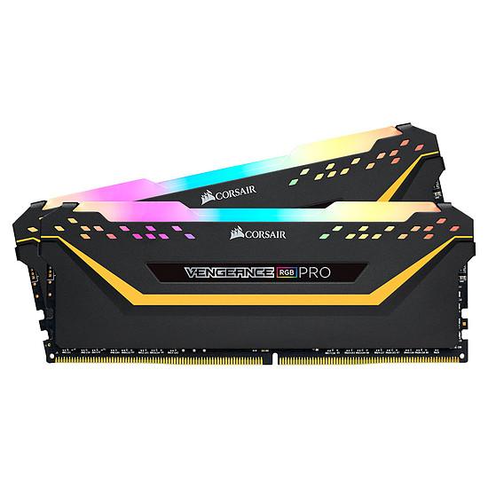 Mémoire Corsair Vengeance RGB Pro TUF - 2 x 8 Go (16 Go) - DDR4 3200 MHz - CL16
