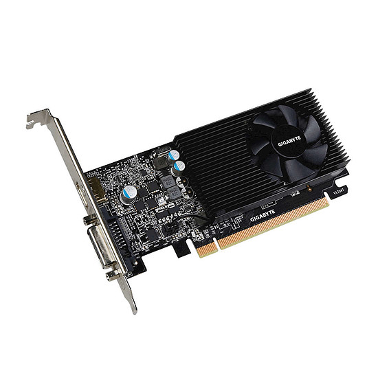 Carte graphique Gigabyte GeForce GT 1030 Low Profile 2G - Autre vue