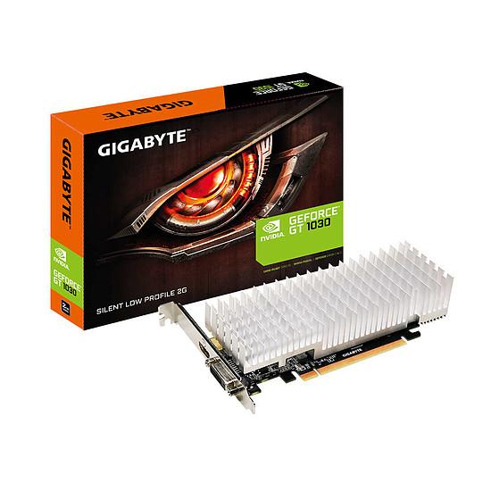 Carte graphique Gigabyte GeForce GT 1030 Silent Low Profile 2G