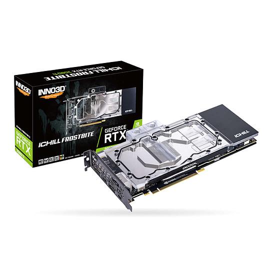 Carte graphique Inno3D GeForce RTX 2080 Ti iCHILL FROSTBITE