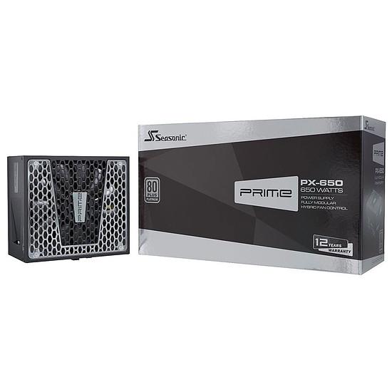 Alimentation PC Seasonic Prime PX-650