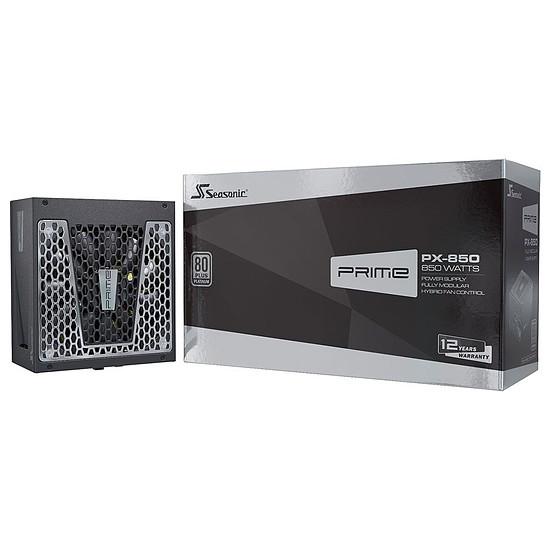 Alimentation PC Seasonic Prime PX-850