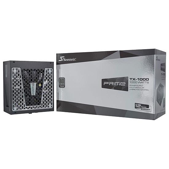 Alimentation PC Seasonic Prime TX-1000 - Titanium