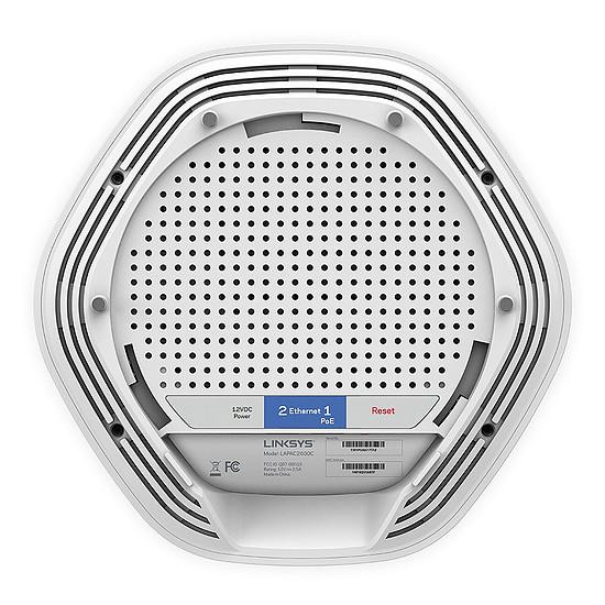 Point d'accès Wi-Fi Linksys LAPAC2600C - Point d'accès WiFi PoE+ AC1750 4x4 - Autre vue