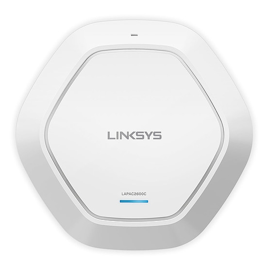 Point d'accès Wi-Fi Linksys LAPAC2600C - Point d'accès WiFi PoE+ AC1750 4x4