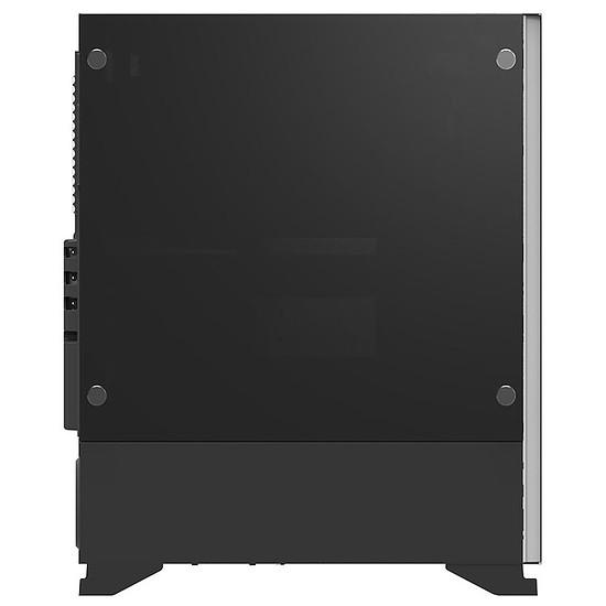 Boîtier PC Zalman S5 - Noir - Autre vue