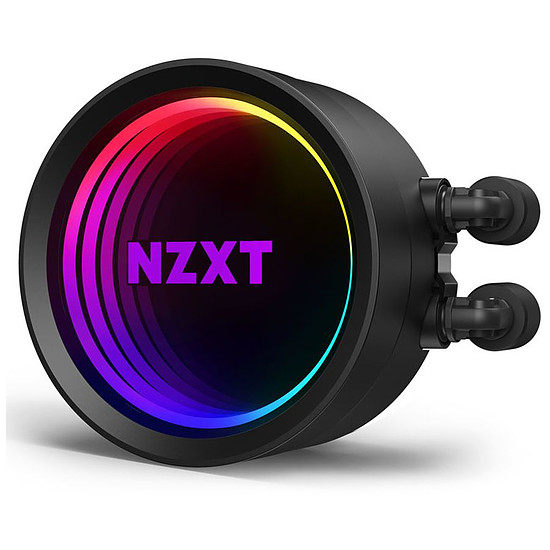 Refroidissement processeur NZXT Kraken X73 - Autre vue