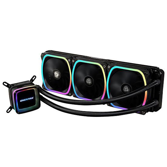 Refroidissement processeur Enermax AquaFusion 360 ARGB - Autre vue