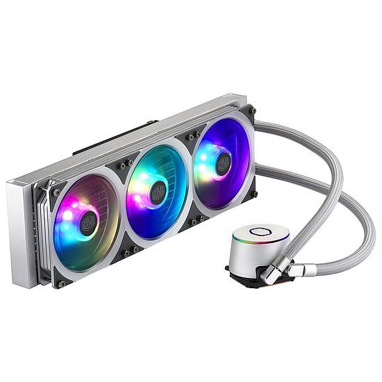 Refroidissement processeur Cooler Master MasterLiquid ML360P Silver Edition