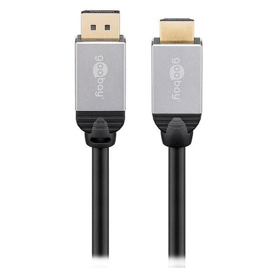 DisplayPort Cable DisplayPort / HDMI 2.0 - 1 m
