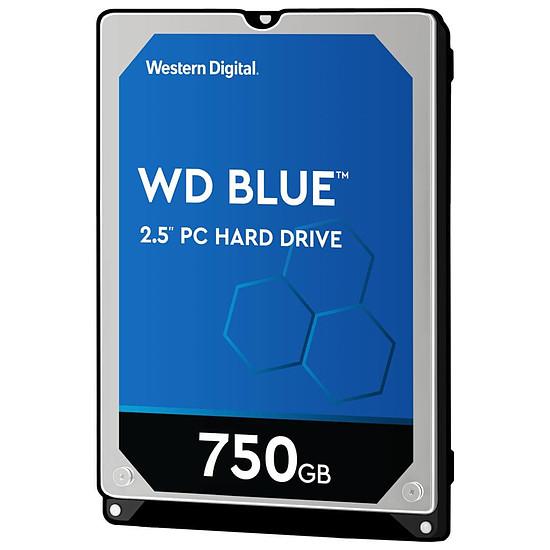 Disque dur interne Western Digital WD Blue Mobile - 750 Go - 8 Mo
