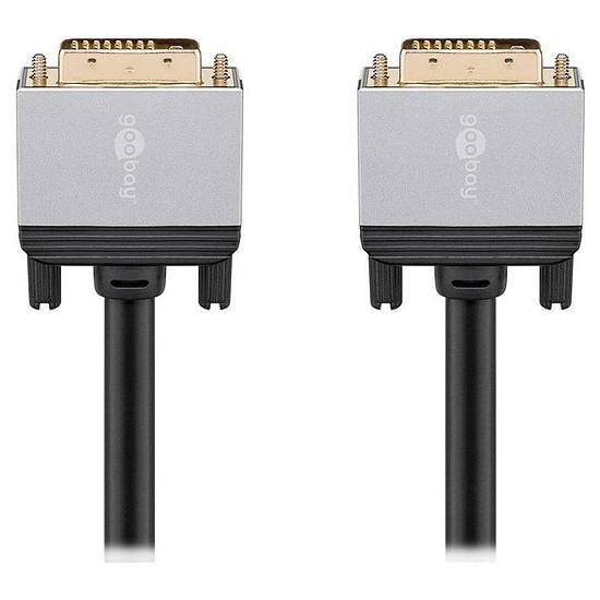 DVI Cable DVI-D 4K - 1.5 m