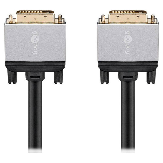 DVI Cable DVI-D 4K - 5 m