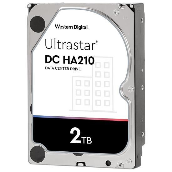 Disque dur interne Western Digital WD Ultrastar DC HA210 - 2 To - 128 Mo