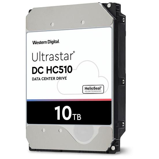 Disque dur interne Western Digital WD Ultrastar DC HC510 - 10 To - 256 Mo