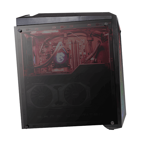 PC de bureau MSI Infinite X PLUS 9SF-483EU - Autre vue