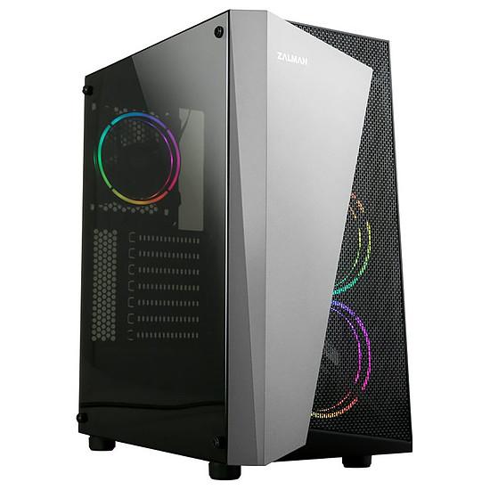 Boîtier PC Zalman S4 Plus