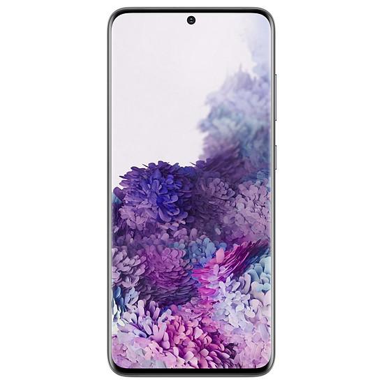 Smartphone et téléphone mobile Samsung Galaxy S20 G980 4G (gris) - 128 Go - 8 Go